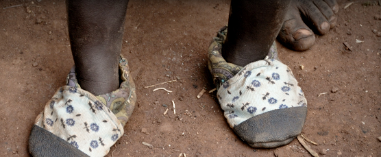 Sole Hope: Throw a shoe party, save lives
