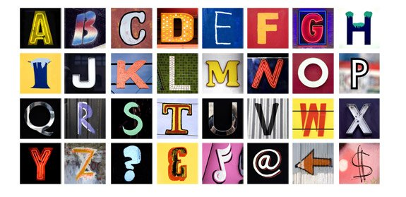 10 of the most awesome alphabet posters for nurseries of any style