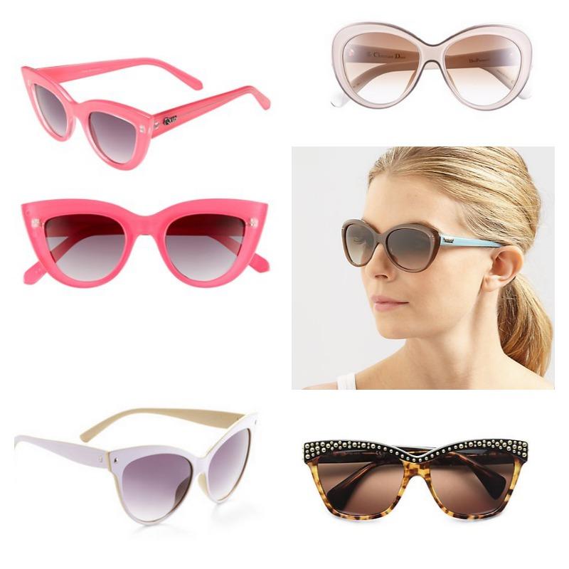 Cat eye sunglasses | Cool Mom Picks