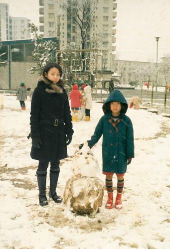 Chino Otsuka photography series | Cool Mom Picks