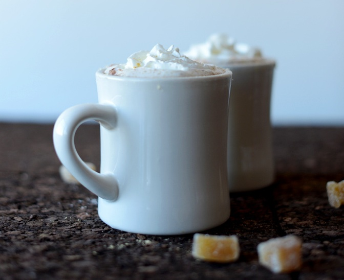 Powdered stuff? Bah. How to make perfect homemade hot chocolate from scratch in 5 minutes.
