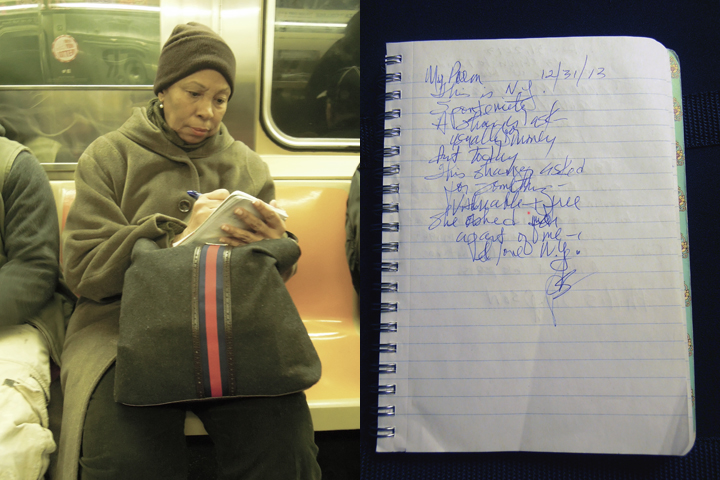 Poems by New Yorkers: The website that will inspire you to talk to strangers