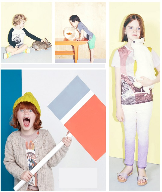 Stella McCartney designer kids' clothes just out for spring. How's that credit limit holding up?