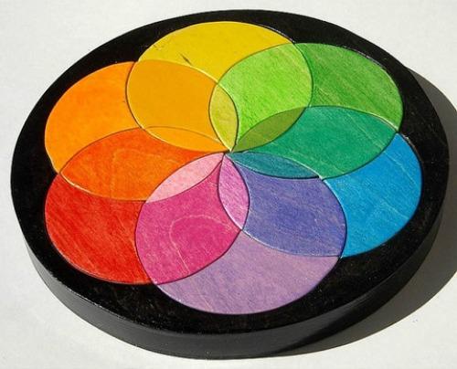 Color wheel puzzle   Cool Mom Picks