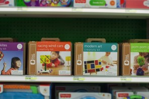 Kiwi Crate joins Target, making kids' craft kits more accessible