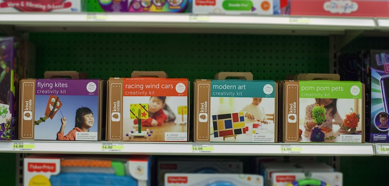 Kiwi Crate Kids Craft Kits Now At Target Cool Mom Picks