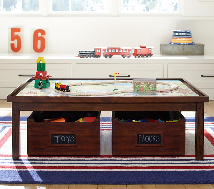 The Best Train Table For Kids With Plenty Of Storage