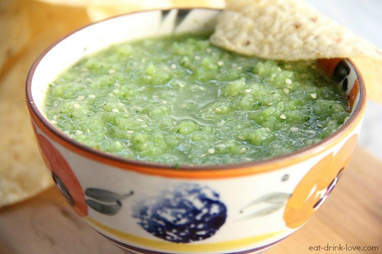 Salsa Verde from Eat Drink Love | Cool Mom Picks
