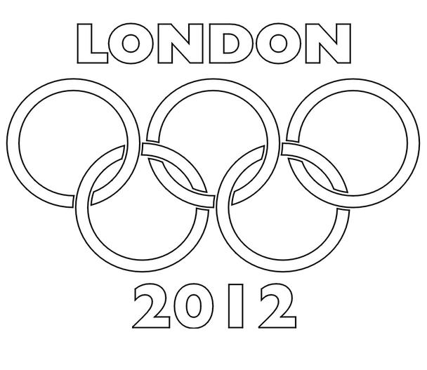 Free Olympics Rings Printable for Kids | cool mom picks
