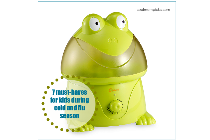 7 children's cold and flu season must-haves. Also, for parents' sanity