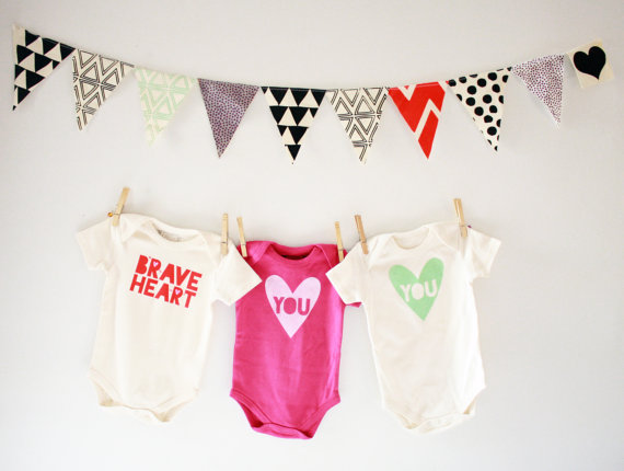 "Look up ""adorbs"" in the dictionary, find these cool onesies for babies"