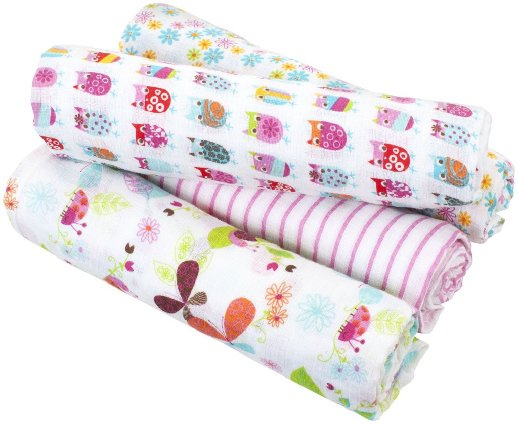 Aden + Anais Zutano Swaddle Blankets for Baby    Cool Mom Picks
