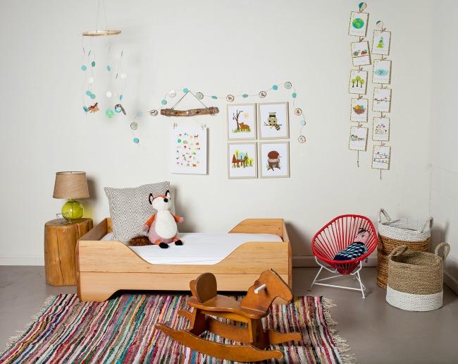 DIY Room Kits: Forest Friends - Children Inspire Design   Cool Mom Picks