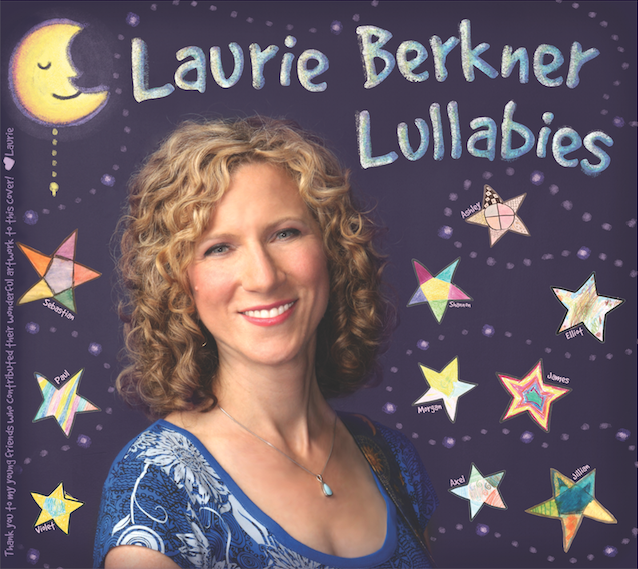 Need some new lullaby music for babies or kids? Try Lullabies by Laurie Berkner. Our kids are snoring, and it's music to our ears.