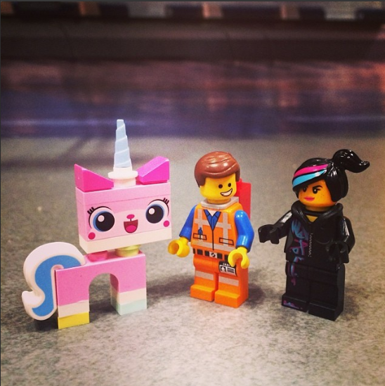 Everything is awesome with the new Lego Movie sets