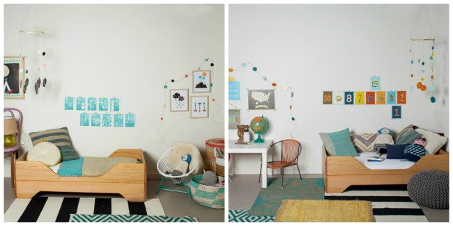 DIY Room Kits that you can DWYK (Do With Your Kids).