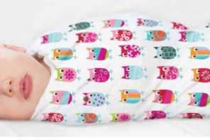 …then comes aden + anais and Zutano swaddle blankets for babies. Obviously in the baby carriage