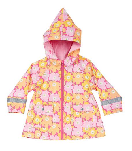 Marimekko Floral Helli Raincoat for Babies | Cool Mom Picks