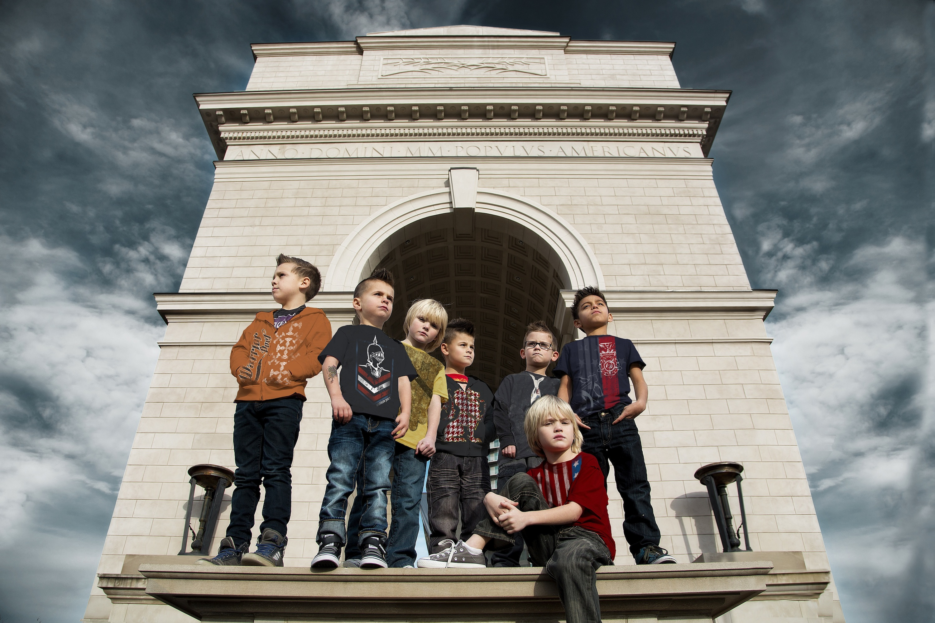 Warrior Poet Clothing: A cool new line for boys that blends courage with coolness