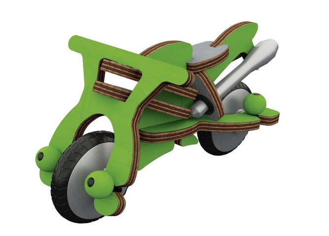Buildex Speed Machines: Cool building toys for kids who love their wheels