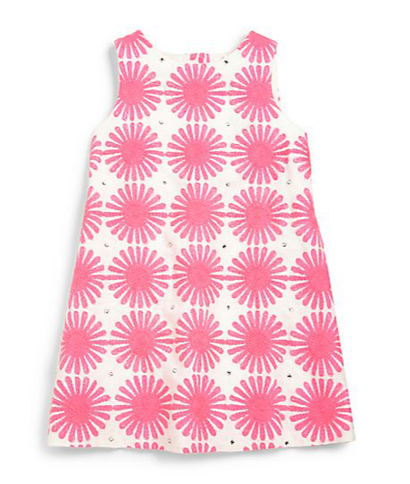 Easter dresses for girls: Milly Minis embroidered shift