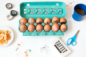 Web Coolness: Tattooed Easter eggs, Push Presents, and the insanity of a $1000 Elsa doll.