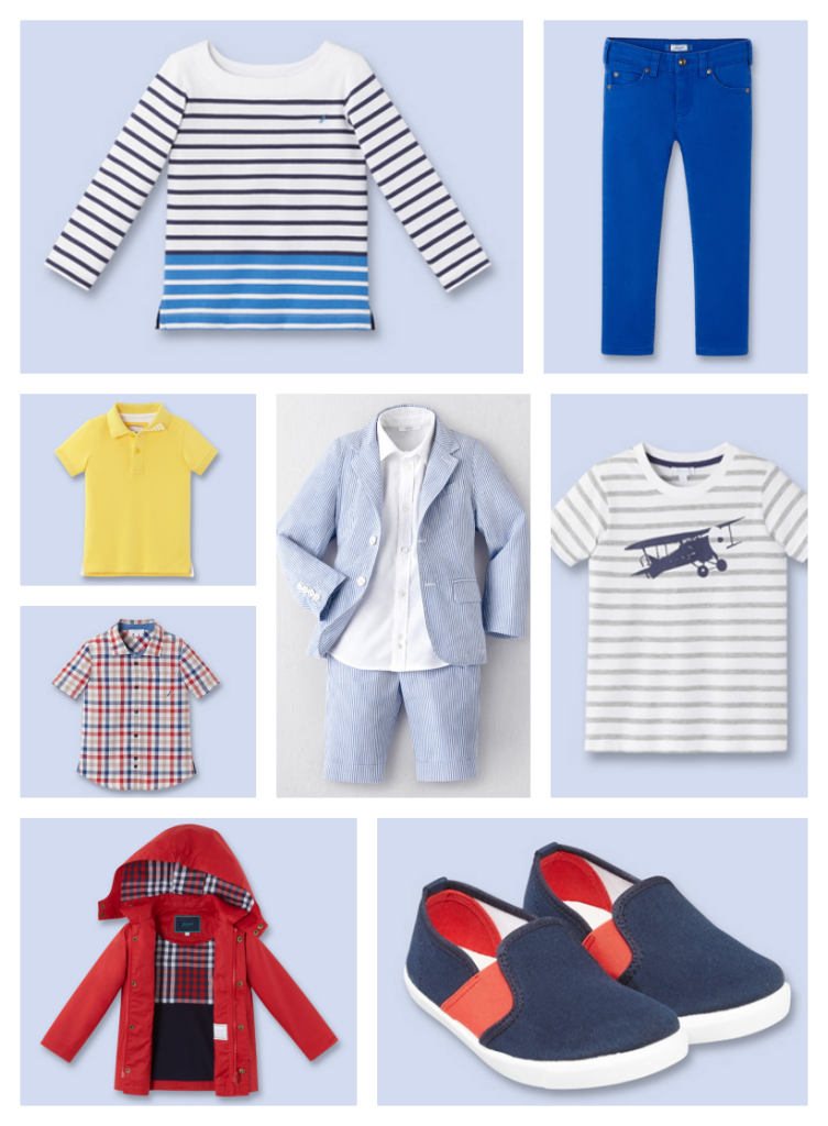 Cool spring clothes for boys at Jacadi | Cool Mom Picks