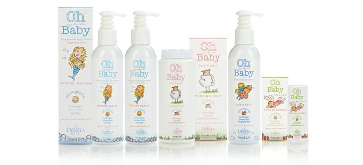 Bubbly Babies: A gentle, vegan shampoo for kids