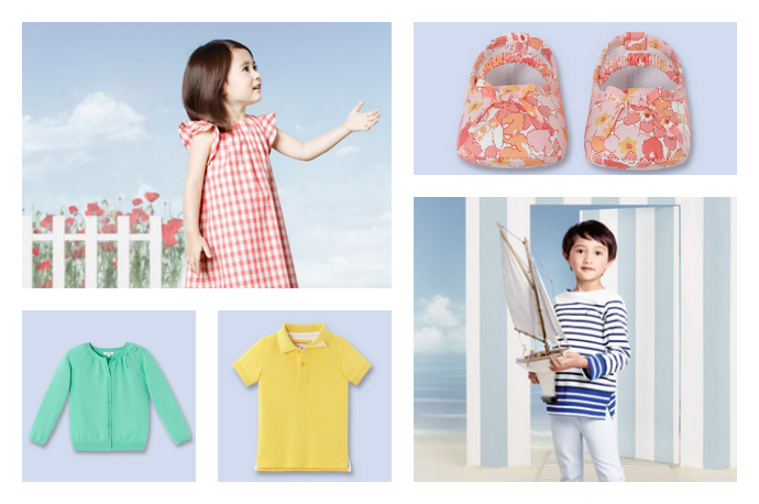 The most adorable spring clothes for kids + babies from Jacadi, plus a chance to win them, free.