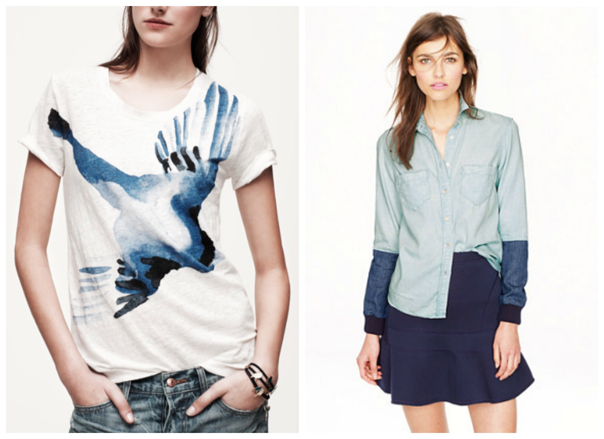 The CFDA/Vogue Fashion Fund design contest winners now available at J. Crew. And they are wonderful.