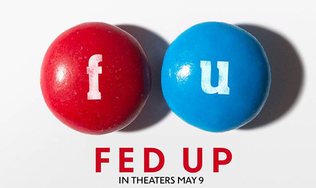 The Fed Up Movie: Everything you may or may not want to know about what you're eating.