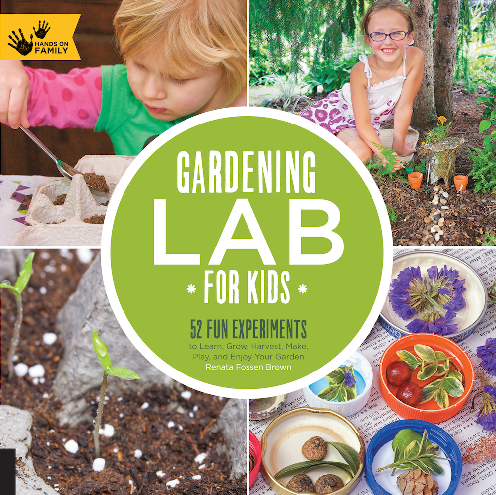 Get dirty this summer with 52 cool gardening project for kids
