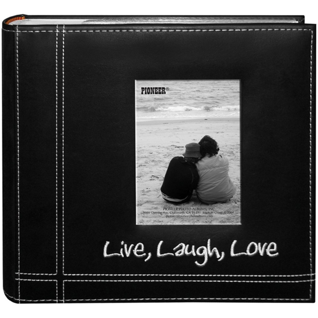 Live love laugh photo album on Amazon