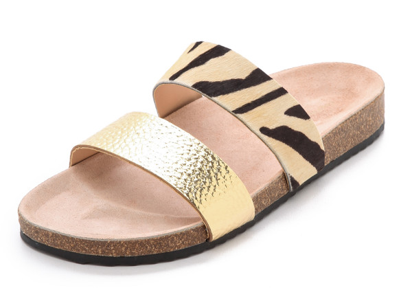 5 cool Birkenstock alternatives. Yes, they're back.
