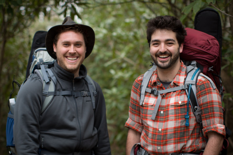 A musical walk Through the Woods with Grammy winners The Okee Dokee Brothers