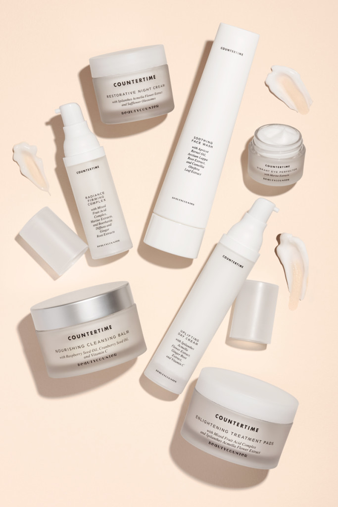 Countertime from beautycounter non-toxic skin care line Cool Mom Picks