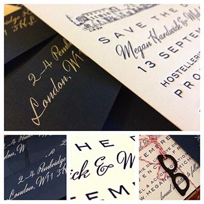 custom party invitations from Natalina Marlow