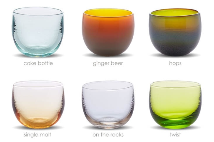A handmade hostess gift that gives back from glassybaby