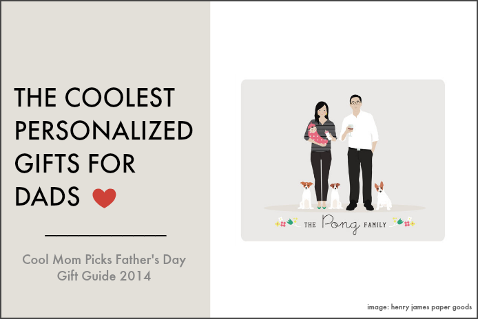 Personalized gifts for dad: 2014 Father's Day Gift Guide