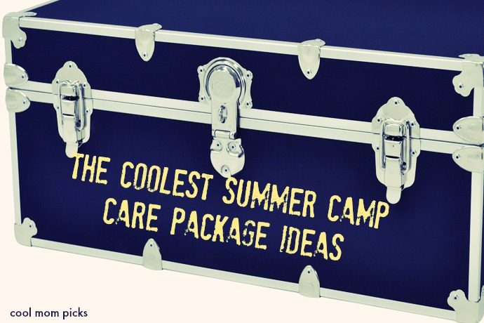 Summer camp care package ideas so cool, the kids might even miss you. Maybe.