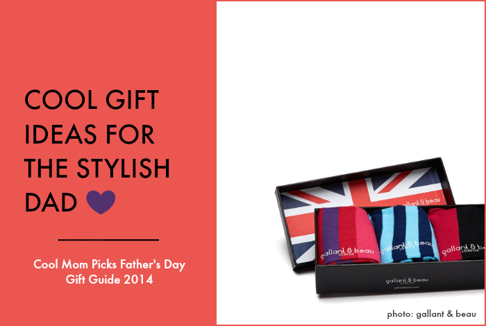 Gifts for the stylish dad: 2014 Father's Day Gift Guide
