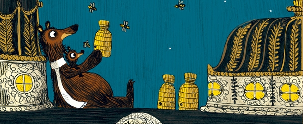 The Bear's Song: A new bedtime book for kids that I don't mind reading over and over.