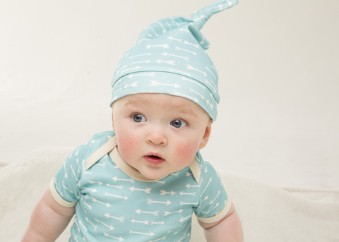 Lucky Palm Tree: Luxury organic baby clothes that make you happy to have a baby to shop for.