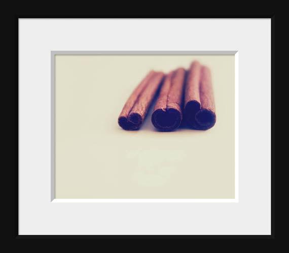 Food photographs by Temporary Dimensions: Cinnamon sticks | coolmompicks.com