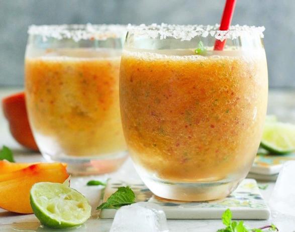 5 phenomenal, boozy slushie recipes for grown up summer refreshment.