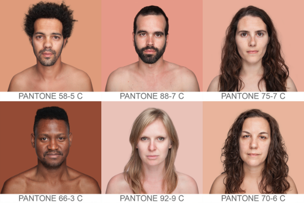 Web Coolness: Pantone skin colors, the case for handwritten lists, and the one-ingredient ice cream everyone is buzzing about.