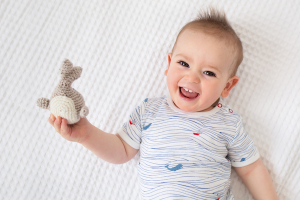 Australia's cutest fair trade, organic baby clothes line now in the States. Yay!