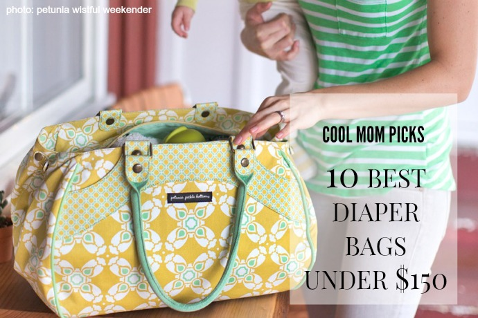 10 Of The Best Diaper Bags Under 150 That Any Mom Multiples Or