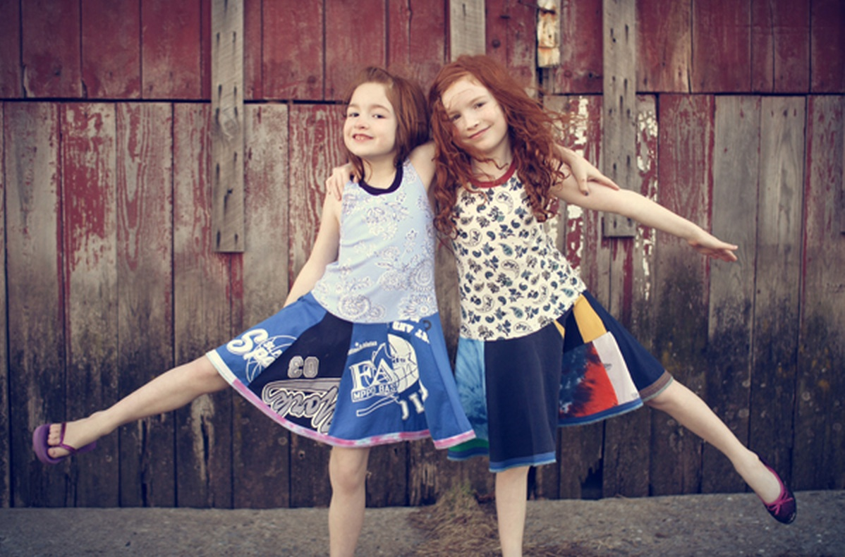 Celebrating America every day with our favorite made in the USA clothing brands for kids