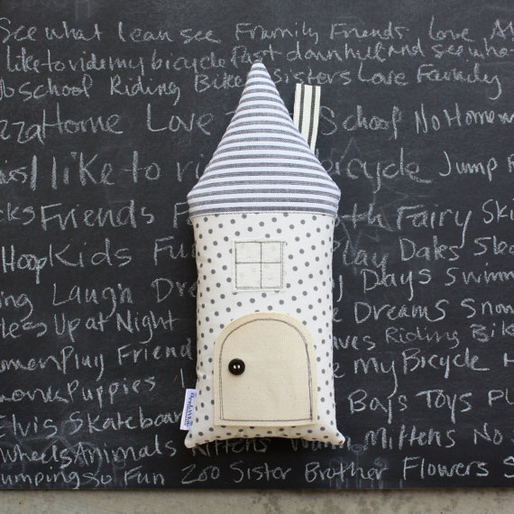 A tooth fairy pillow where any incisor would be happy to take up temporary residence.
